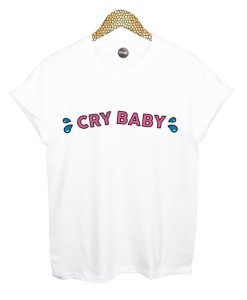 Cry Baby T Shirt Womens ZK01