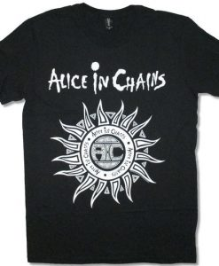 Alice in Chains T-shirt FD01