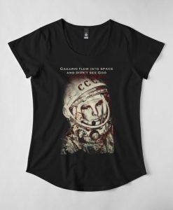 Yuri Gagarin Vintage T-Shirt AD01