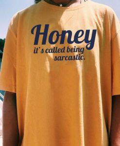 yellow graphic t-shirt KH01