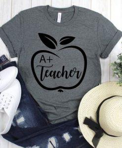 A Teacher T Shirt SR01
