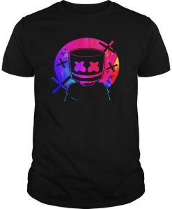 Alone Marshmello T-shirt ZK01
