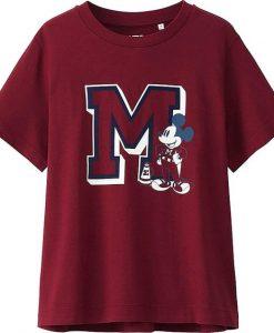 Women Mickey T-shirt FD01