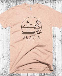 Acadia T-Shirt EM6N