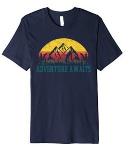 Adventure Awaits Tshirt N27FD