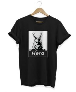 All Might Hero T-shirt EL4N