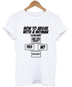 with a woman t-shirt EV21N