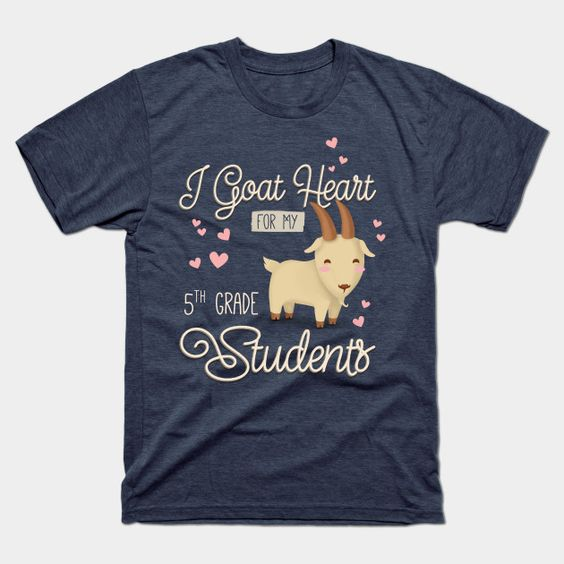 5th Grade Students T Shirt AY26D