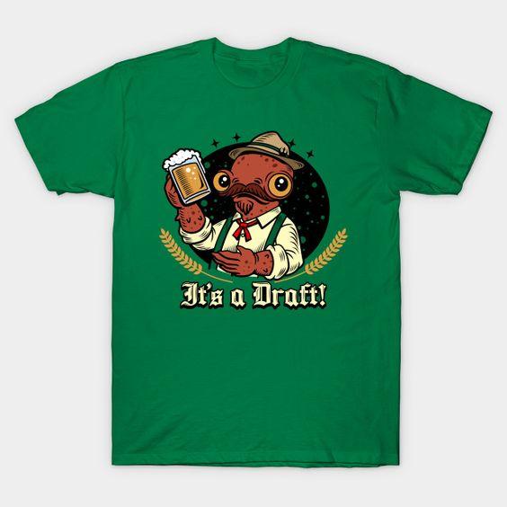 Admiral Ackbar T-Shirt DL27D