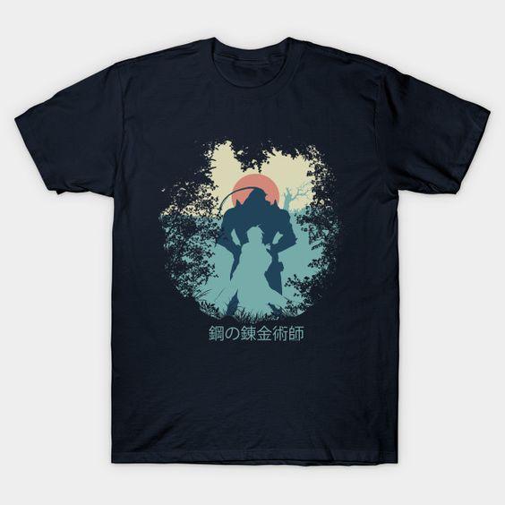 Alchemist t-shirt EV23D