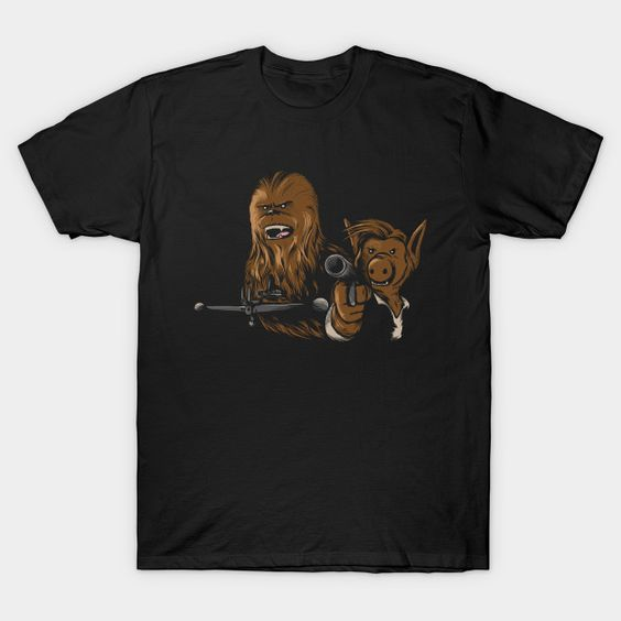 Alf Solo and friend T-Shirt DL27D