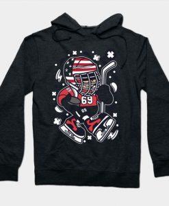 American Hockey Hoodie SR6D