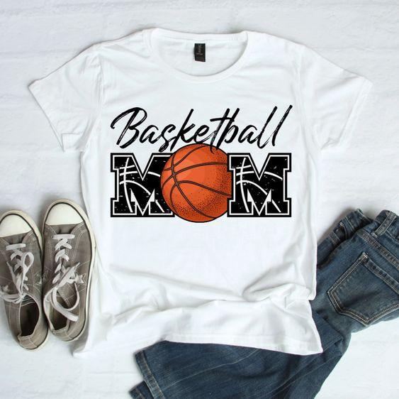 Basketball mom tshirt FD27J0
