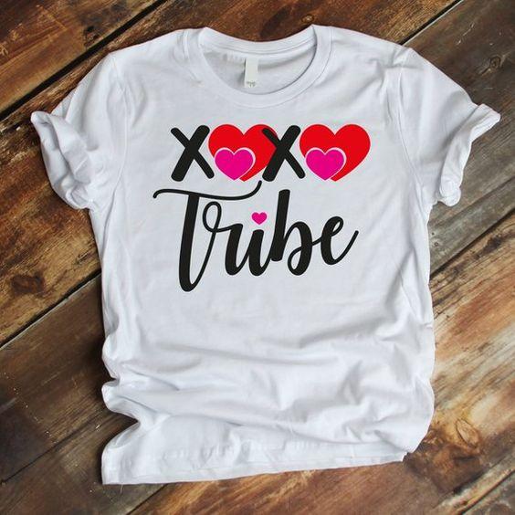 XOXO Tribe T-Shirt ND1F0