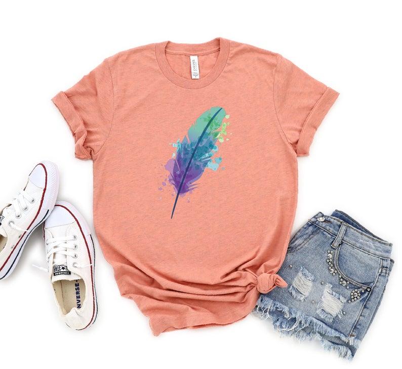 Feather Shirt DF20JL0