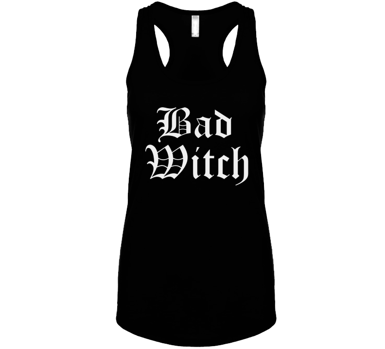 Bad Witch Tanktop AL26AG0