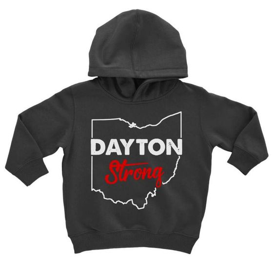 Daytron Strong Hoodie SD10M1