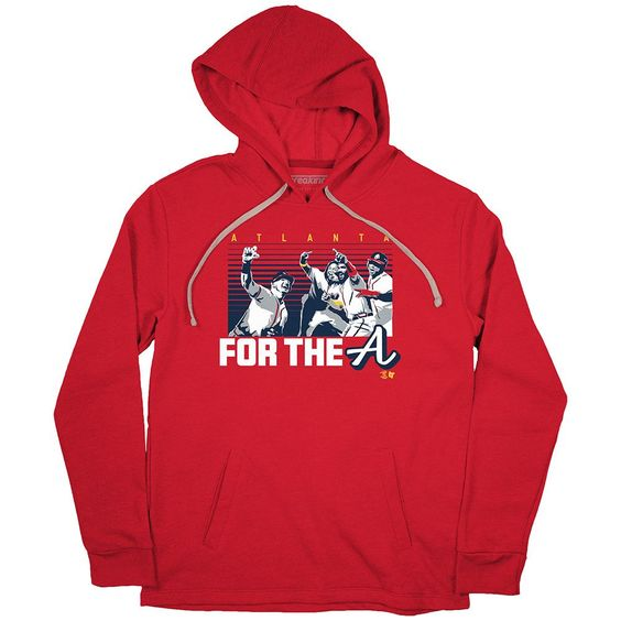 For The A Hoodie SD10M1
